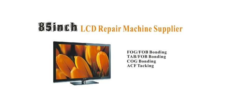 LCD screen repair Machines