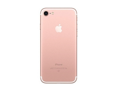 iphone back housing rose gold-1
